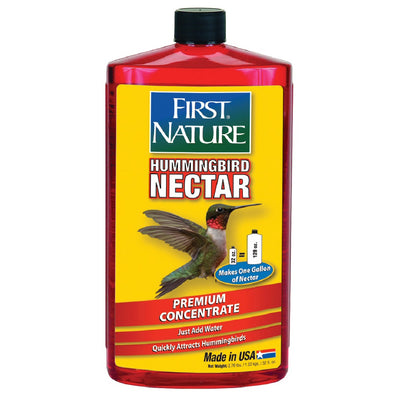 Red Hummingbird Nectar Liquid Concentrate 32 oz