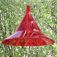 Squirrel Away Hanging Baffle - Red