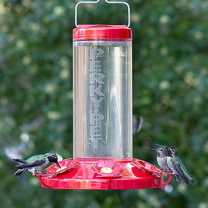 Grand Master Plastic Hummingbird Feeder