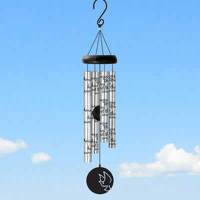 Amazing Grace Sonnet Wind Chime 21 inch