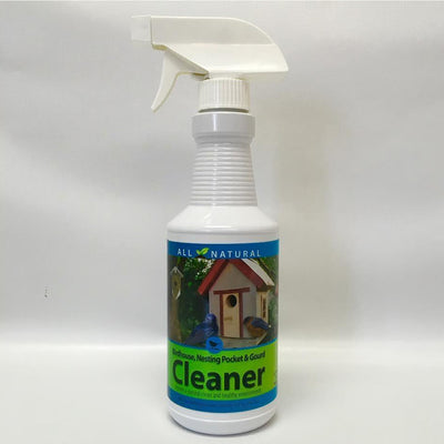 Birdhouse, Nesting Pocket & Gourd Cleaner 16 oz
