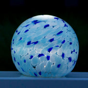 Aqua Solar Glass Spirit Orb