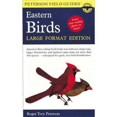 Peterson Field Guides: Eastern Birds Large Format