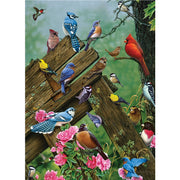 Birds of the Forest 1000 pc Puzzle