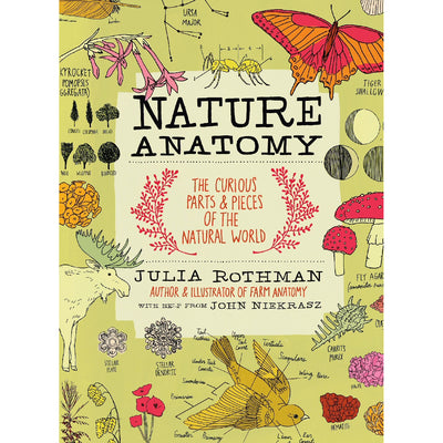 Nature Anatomy: The Natural World