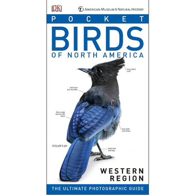 American Museum of Natural History: Pocket Birds of North America Western Region