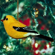Goldfinch Songbird Tree Ornament
