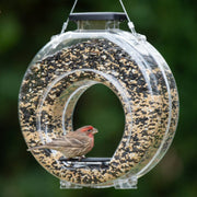 Canteen Hopper Bird Feeder