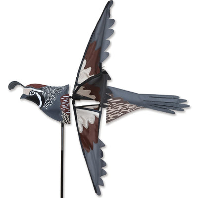 Flying Quail Wind Spinner 26 inch