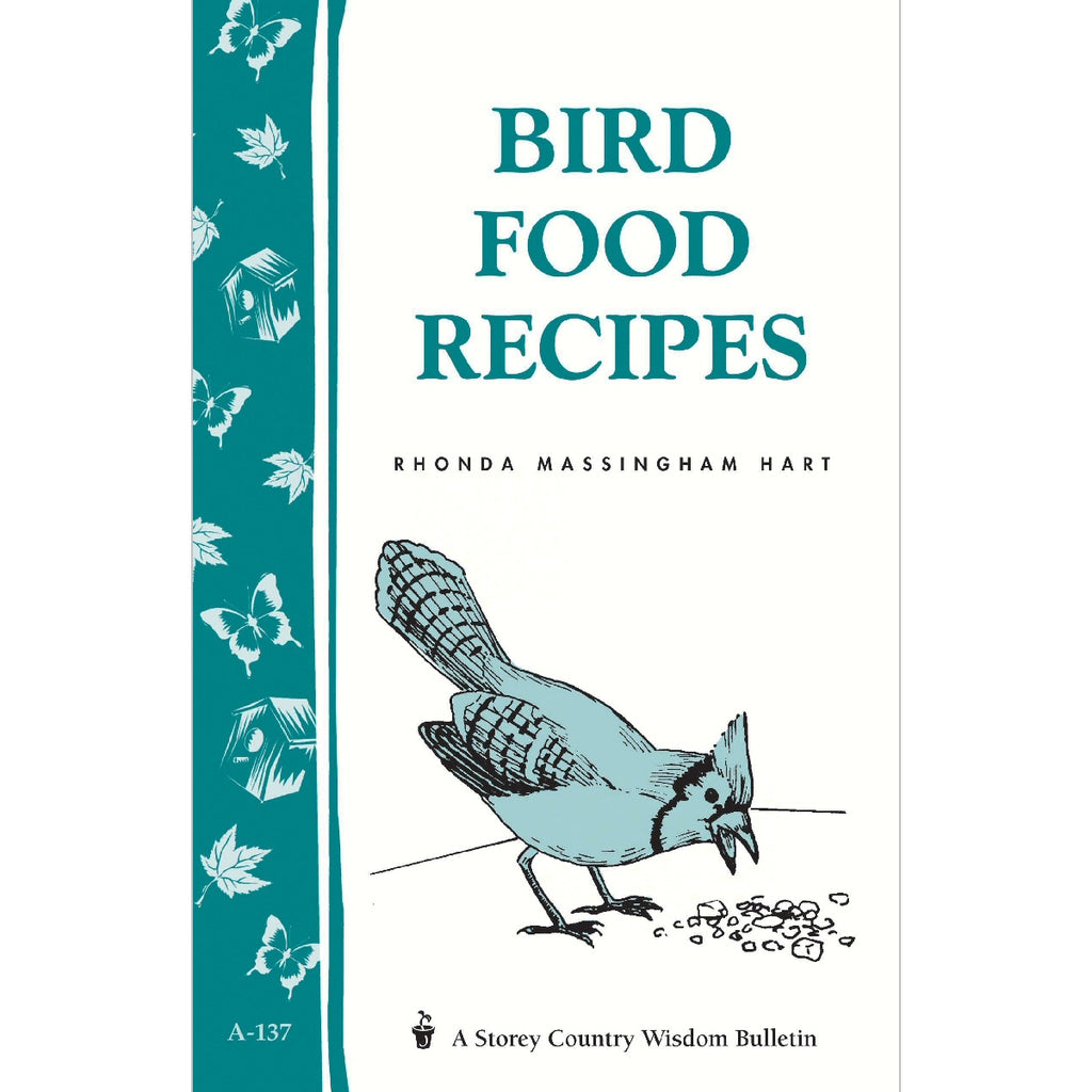 Bird Food Recipes Wisdom Bulletin