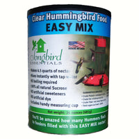 Clear Hummingbird Food Easy Mix 24 oz