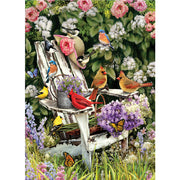 Summer Adirondack Birds 1000 pc Puzzle