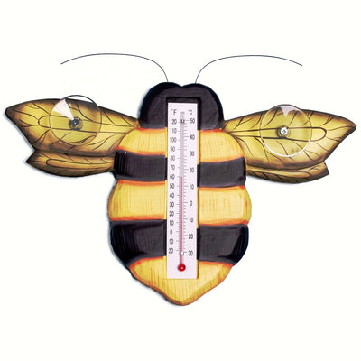Bumblebee Window Thermometer Small