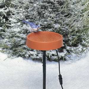 Heated Birdbath With Stand