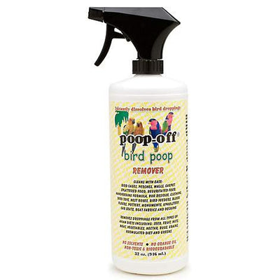 Poop-Off Bird Poop Remover 32 oz Spray