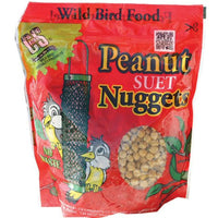 Peanut Suet Nuggets Bird Food 27 oz - Momma's Home Store