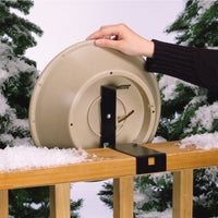 Heated Birdbath with EZ-Tilt Deck/Pole Mount