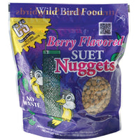 Berry Flavored Suet Nuggets 27 oz