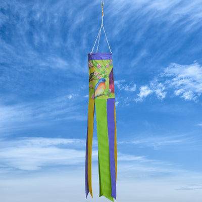 Home for the Birds Windsock 28 inch