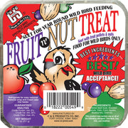 Fruit N' Nut Treat Suet 11 oz - 3 pack - Momma's Home Store