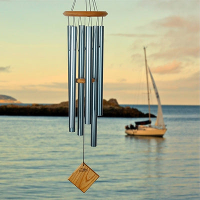 Chimes of Earth Verdigris Wind Chime 37