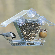 Window Cafe Seed Bird Feeder