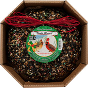 Birdie Wreath Wild Bird Food 2.25 lb - Holiday