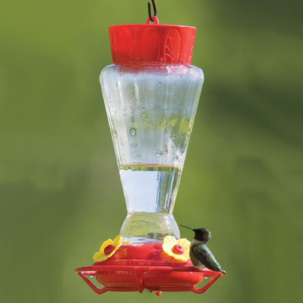 Royal Red Hummingbird Feeder