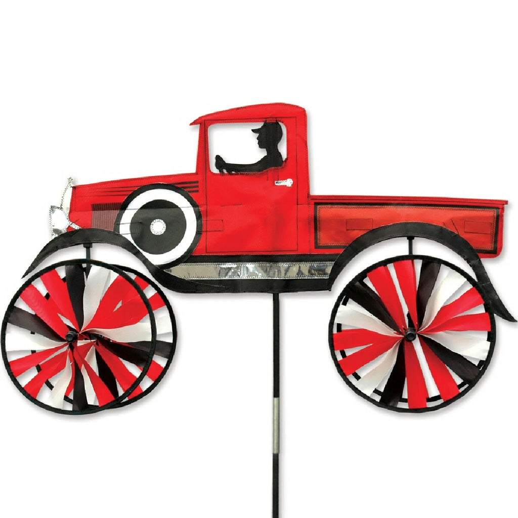 Old Time Truck Wind Spinner 29 inch