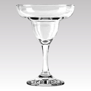Margarita Glass Cocktail Goblet 9 oz Set of 2