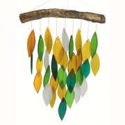 Rainforest Waterfall Glass Wind Chime