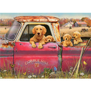 Cobble Hill Farm 1000 Piece Puzzle