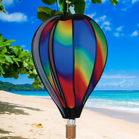 Wavy Gradient Hot Air Balloon Spinner 22 inch - Momma's Home Store