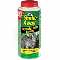 Cat Repellent - Coyote/Fox Urine Granules 28.5 oz