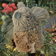 Koala Bear Bristle Brush Ornament
