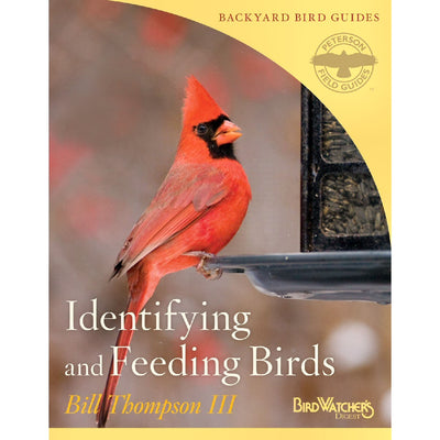Identifying and Feeding Birds - Backyard Guide