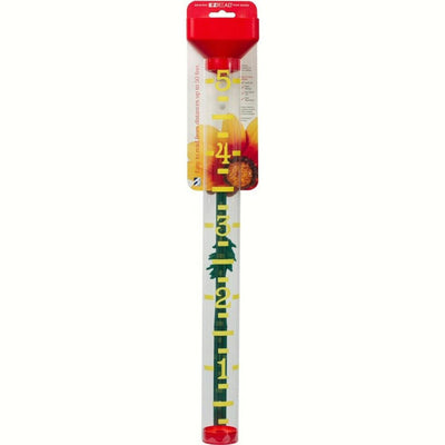 EZ Read Rain Gauge Red 22 inch