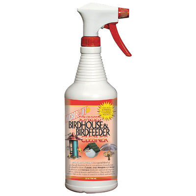 Soy-Based Birdhouse & Birdfeeder Cleaner 32 oz
