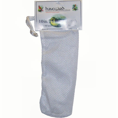 Nyjer (Thistle) Seed Sack White 10 inch