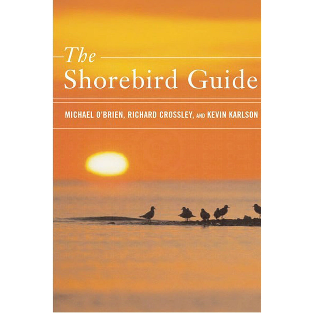 The Shorebird Guide Vinyl Book