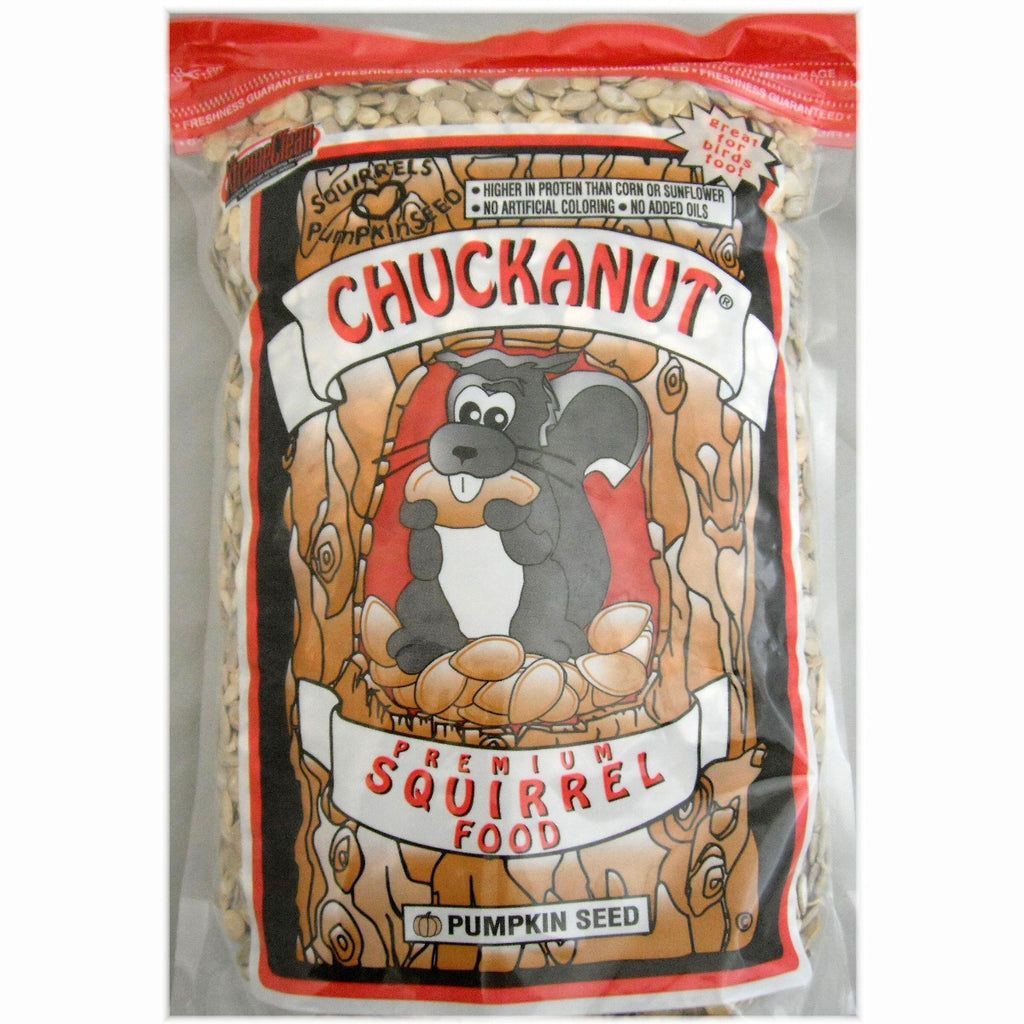 Chuckanut Premium Squirrel Food 3 lb