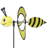 Petite Wind Spinner Bee 13 inch