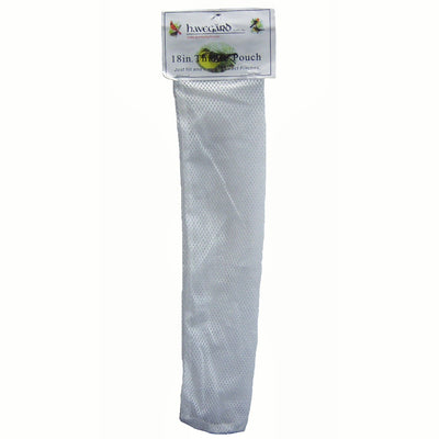 Nyjer (Thistle) Seed Sack White 18 inch