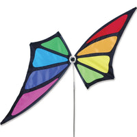 Rainbow Butterfly Wind Spinner