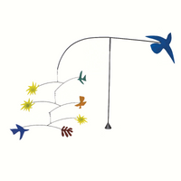 Abstract Birds Balancer Garden Mobile