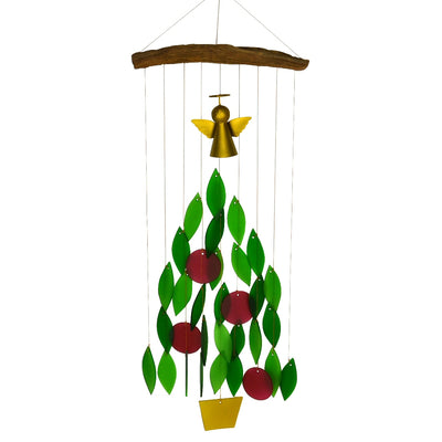 Angel Christmas Tree Wind Chime