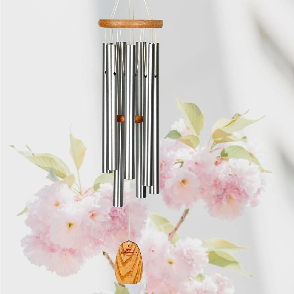 Anniversary Waltz Silver Wind Chime