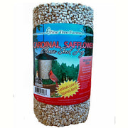 Cardinal Safflower Classic Seed Log 2 lb