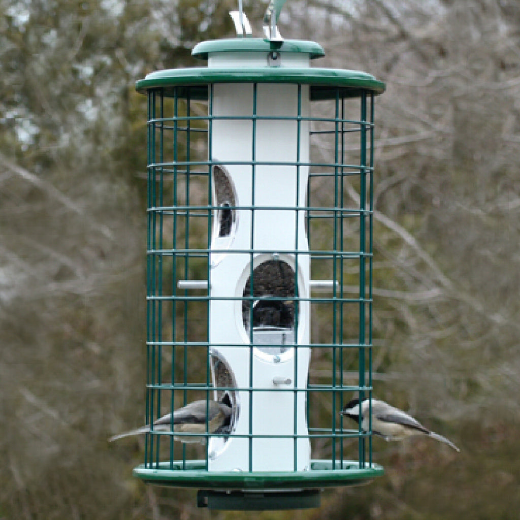 Avian Caged Mixed Seed bird Feeder 1 qt