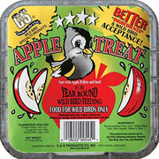 Apple Treat Suet Cake 11.75 oz - 3 pack - Momma's Home Store